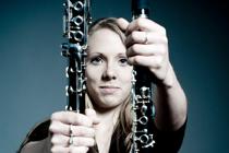Nicole van Jaarsveld | Klarinet