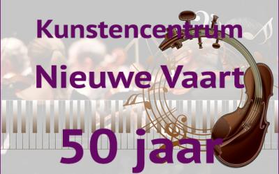 Jubileumvoorstelling 50 jaar Kunstencentrum Nieuwe Vaart